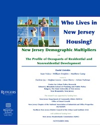 NJ Demographic Multipliers