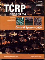 TCRP Cover